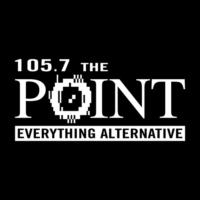 Logo de la radio KPNT 105.7 The Point