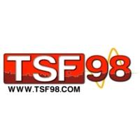 Logo of radio station TSF 98