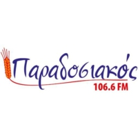 Logo of radio station Paradosiakós 106.6 - Παραδοσιακός 106.6