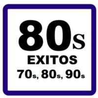 Logo de la radio 80 ÉXITS