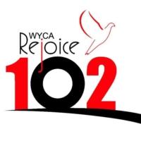 Logo of radio station WYCA Rejoice 102.3