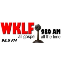 Logo of radio station WKLF-AM