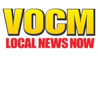 Logo of radio station VOCM-AM