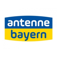 Logo of radio station ANTENNE BAYERN