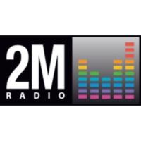 Logo of radio station Radio 2M