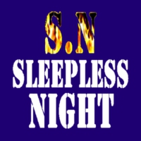 Logo of radio station SleeplessNight