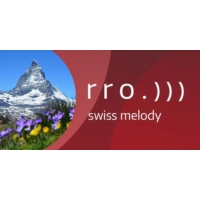 Logo of radio station rro swiss melody