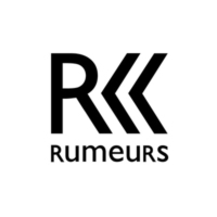 Logo of radio station Rumeurs Radio