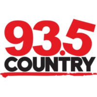 Logo of radio station CKXC-FM Country 93.5