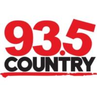 Logo de la radio CKXC-FM Country 93.5