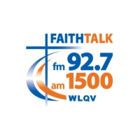 Logo of radio station WLQV Faith Talk FM 92.7