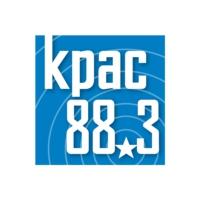Logo of radio station KPAC 88.3 FM