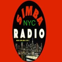 Logo of radio station Simba NYC radio