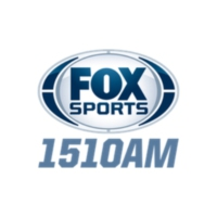 Logo of radio station Fox Sports 1510 KMND