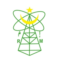Logo of radio station إذاعة موريتانيا - Radio Mauritanie