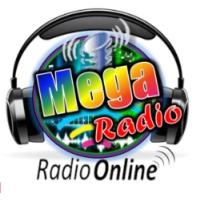 Logo of radio station megaradionline