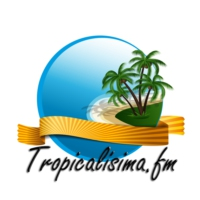 Logo of radio station Tropicalisima FM - Del Ayer