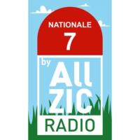 Logo of radio station Allzic Radio Nationale7