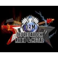 Logo of radio station DEPREDAROCK