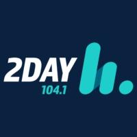 Logo de la radio 2Day FM 104.1 FM