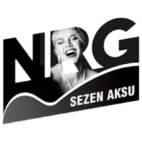Logo of radio station NRG Sezen Aksu