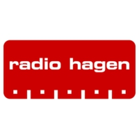 Logo of radio station 107.7 Radio Hagen