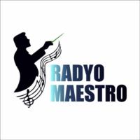 Logo of radio station Radyo Maestro