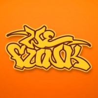 Logo of radio station We Funk Radio