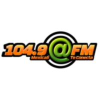 Logo of radio station XHMC @ FM 104.9