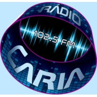 Logo of radio station Rádio Caria