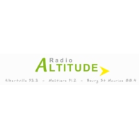 Logo of radio station Radio Altitude