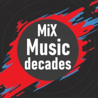 Logo de la radio MiX Music Decades
