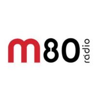 Logo of radio station M80 Rádio
