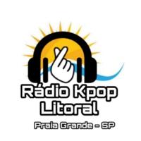 Logo of radio station Rádio Kpop Litoral