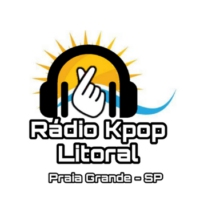 Logo of radio station Rádio Kpop Litoral
