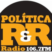 Logo de la radio XHSILL Política y Rock and Roll Radio 106.7 FM