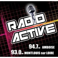 Logo of radio station Radio Active 94.7 FM