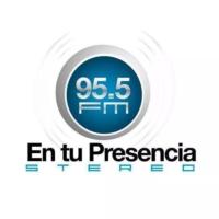 Logo of radio station En Tu Presencia