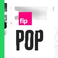 Logo de la radio FIP Pop