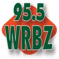 Logo of radio station WRBZ 95.5