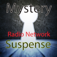 Logo de la radio Mystery and Suspense Radio Network
