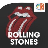 Logo de la radio REGENBOGEN 2 - ROLLING STONES