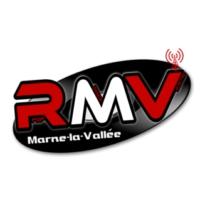 Logo of radio station RMV