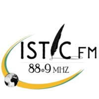 Logo of radio station ISTIC FM