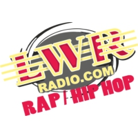 Logo of radio station LWR RADIO HIP HOP/RAP