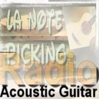 Logo de la radio Acoustic Guitar