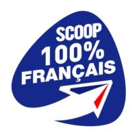 Logo of radio station Radio SCOOP - 100% Français
