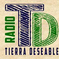 Logo of radio station Radio Tierra Deseable