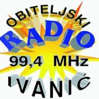 Logo of radio station Obiteljski radio Ivanić