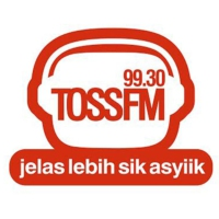 Logo of radio station TOSS FM Banda Aceh